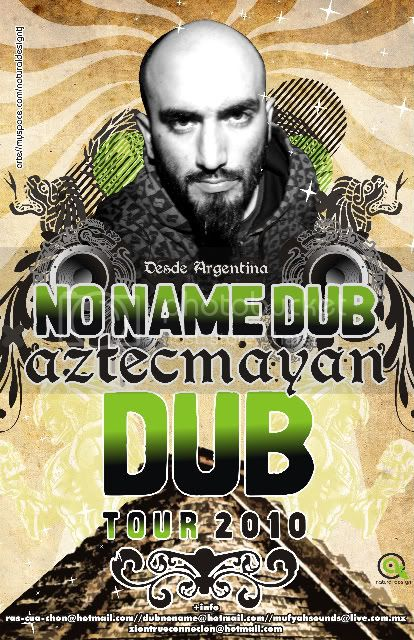 No Name Dub Mexico Tour