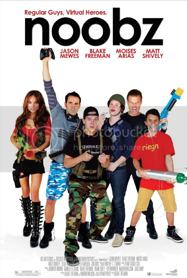 Watch Noobz (2012) online free