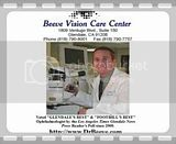 http://www.drbeeve.com/  Burbank Laser Eye Surgery with custom lasik MD. Burbank Eye Lasik Surgeon and Vision Correction  for your eyes. video 17166_0_Beeve_Burbank_Laser_Eye_Sur.mp4
