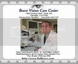 http://www.drbeeve.com/  Pasadena Lasik Eye Surgery by Dr.Scott W. Beeve. Your #1 Pasadena Lasik Eye Surgeon, the Beeve Vision Care Center. video 17166_0_DrBeeve_MD__Pasadena_Lasik_.mp4